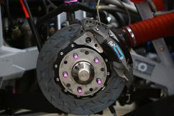 Racing brake caliper