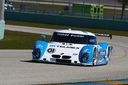 #01 Chip Ganassi Racing met Felix Sabates BMW Riley: Scott Pruett, Memo Rojas