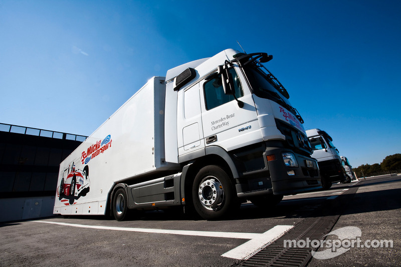 Mucke Motorsport Truck