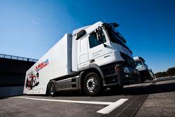 The Mucke Motorsport Truck
