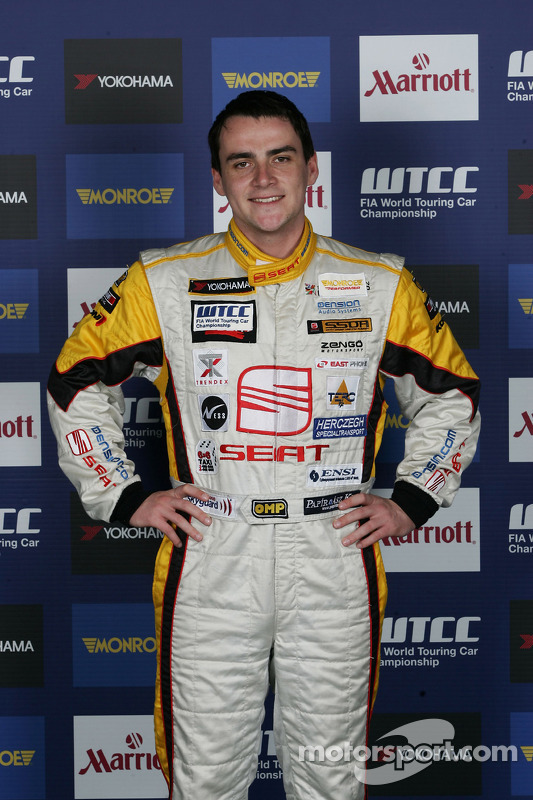 Norbert Michelisz, Zengo-Dension Team, Seat Leon 2.0 TDI