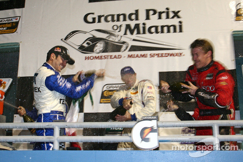 DP podium: champagnedouche