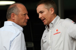 Рон Деннис, McLaren, и Мартин Уитмарш