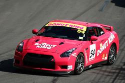 #54 Donut King, Nissan GTR R35: Tony Alford