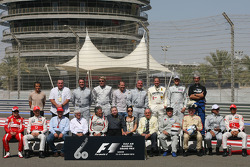 All F1 World champions picture