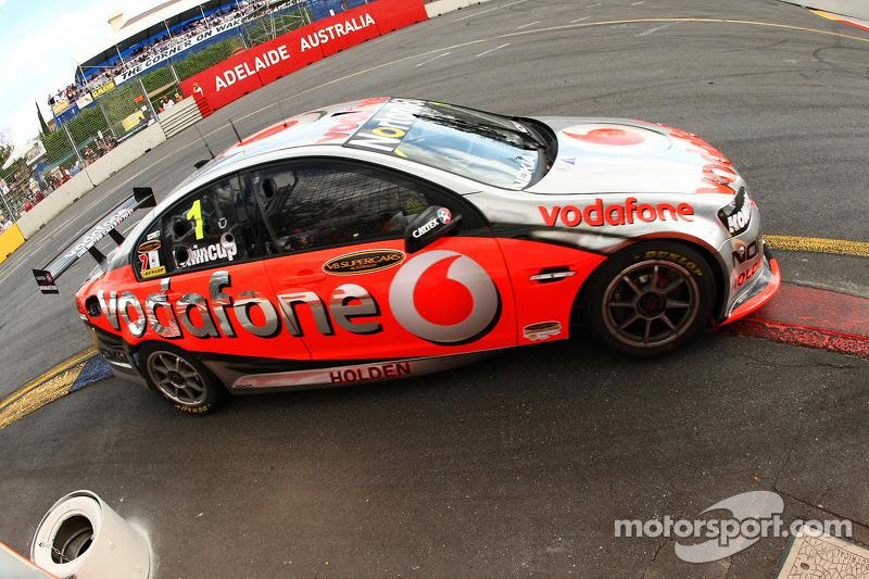 #1 Team Vodafone: Jamie Whincup