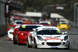 #10 Dutton Insurance, Lotus Exige S: Mark O'Connor