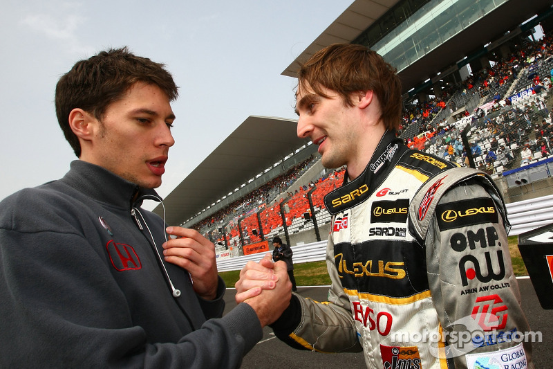 Andre Couto, Loic Duval