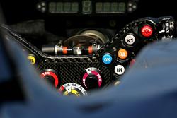 Scuderia Toro Rosso steering wheel