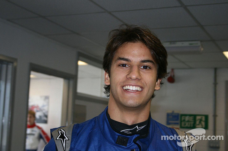 Na tradicional prova de Macau naquele mesmo ano, Nasr foi o segundo colocado.
