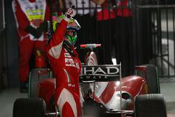 Third place Felipe Massa, Scuderia Ferrari