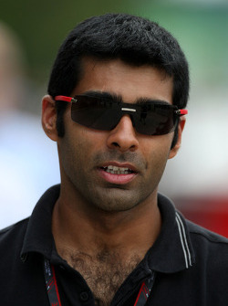 Karun Chandhok, Hispania Racing F1 Team HRT