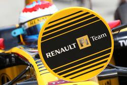 Vitaly Petrov, Renault F1 Team, lollipop