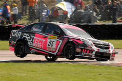 Dave Pinkney Pinkney Motorsport Vauxhall Vectra