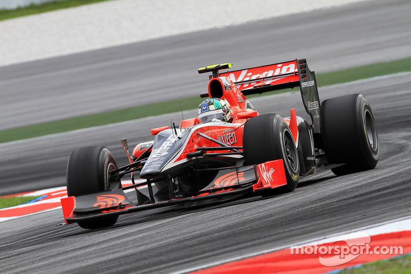 Гран При Малайзии-2010: первый финиш