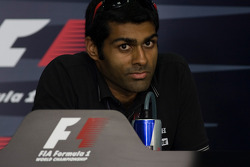 Karun Chandhok, HRT-Cosworth