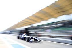 Rubens Barrichello, Williams-Cosworth