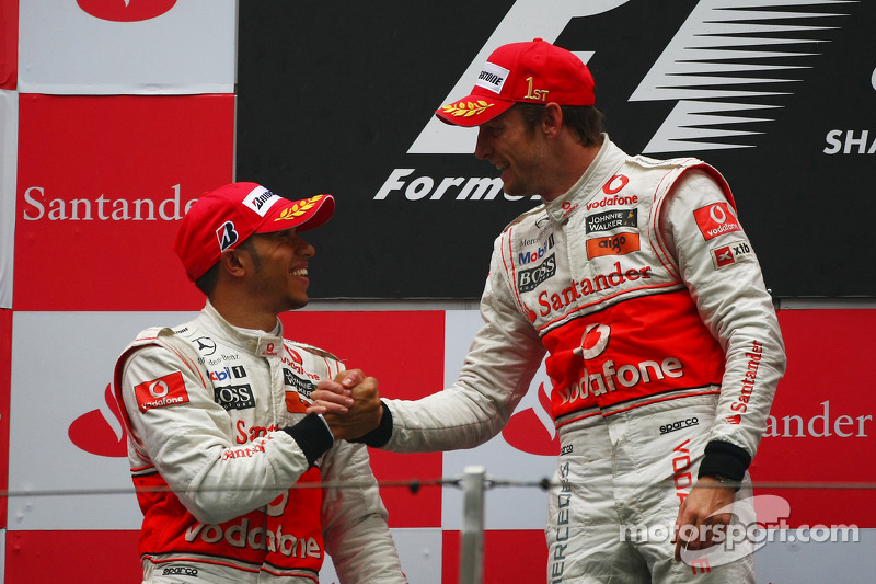 29-Gran Premio de China 2010 (2º), McLaren