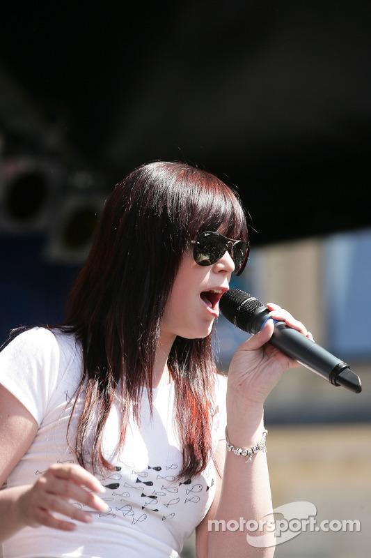 Muziekact Jennifer Braun