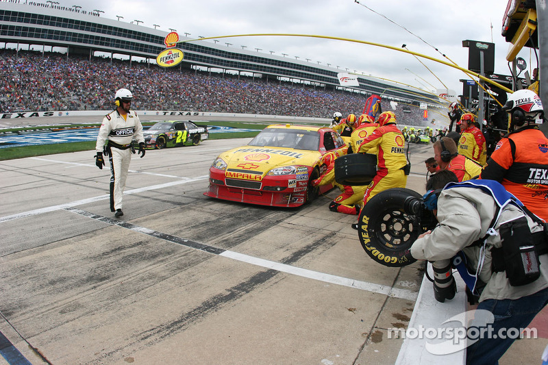 Pitstop Kevin Harvick, Richard Childress Racing Chevrolet