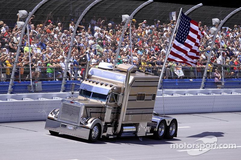 De Amerikaanse vlag