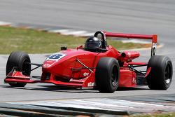 01 Dallara F-301: James Hanrahan
