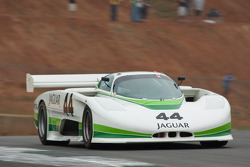 #44 1988 Jaguar GTP: Howard Turner