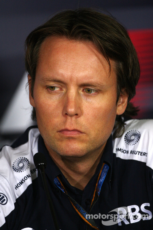 Sam Michael, WilliamsF1 Team, Technical director