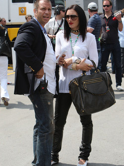 Kai Ebel, RTL Television en zijn vrouw Mila Wiegand