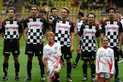 Vitaly Petrov, Renault F1 Team, Nico Rosberg, Mercedes GP, Felipe Massa, Scuderia Ferrari, Lucas di Grassi, Virgin Racing