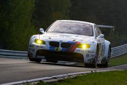 #25 BMW Motorsport, BMW M3 E92: Jörg Müller, Augusto Farfus, Uwe Alzen, Pedro Lamy