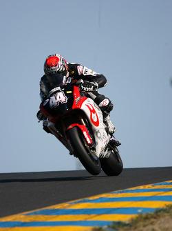 Taylor Knapp RidersDiscount.com Suzuki GSX-R