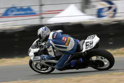 Kevin Boisvert Bayside Performance Suzuki GSX-R