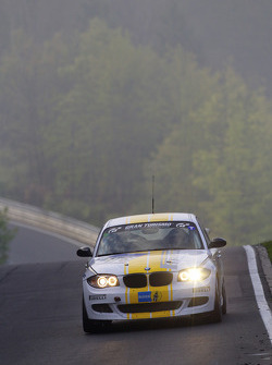 #176 Dörr Motorsport BMW 120d: Friedrich Hohloch, Christian Penno, Roland Konrad