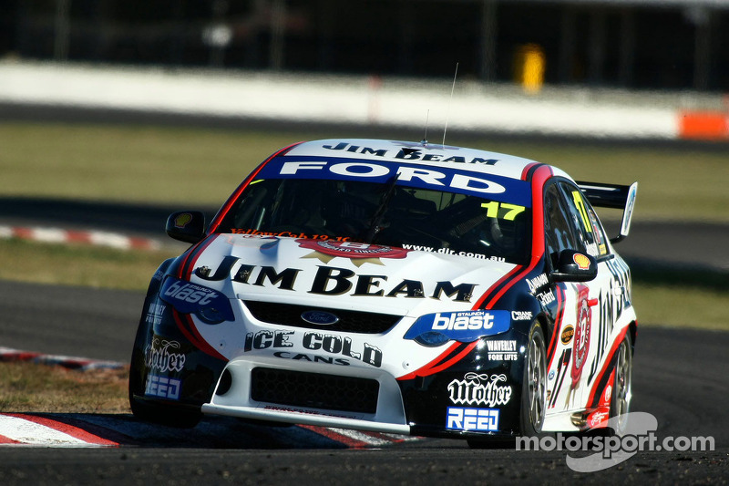 #17 Jim Beam Racing: Steven Johnson