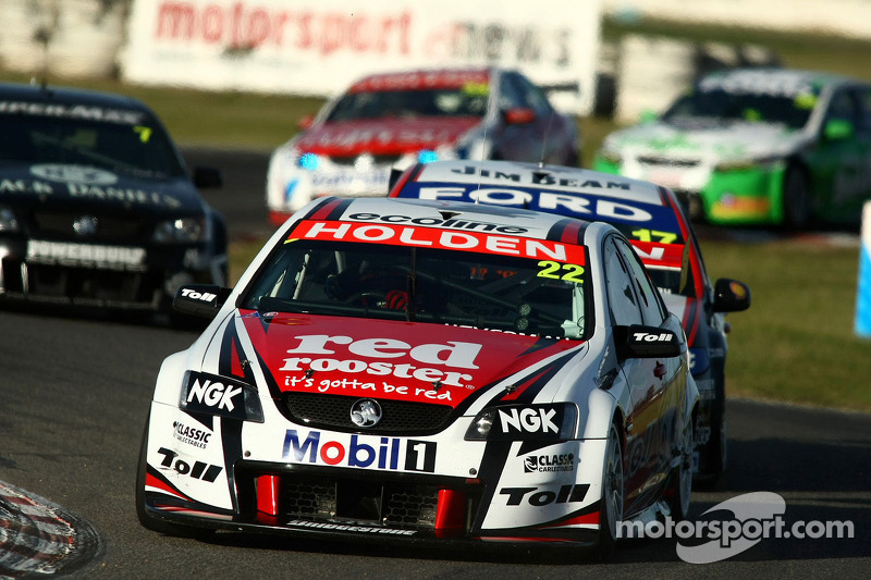 #22 Toll Holden Racing Team: Will Davison