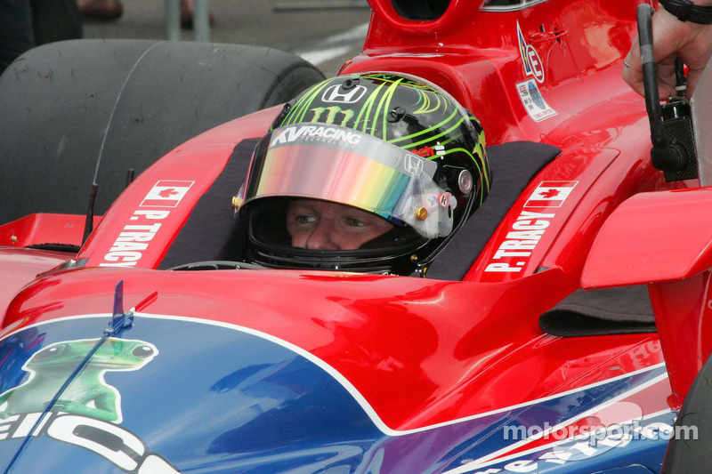 Paul Tracy, KV Racing Technology reflects on his qualifying run
