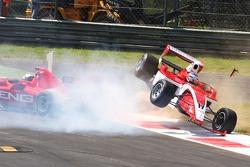 Johan Jokinen goes airborne