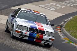 #78 Derichs Rennwagen Audi D11 V8: Keith Ahlers, Manfred Kubik, Erwin Derichs