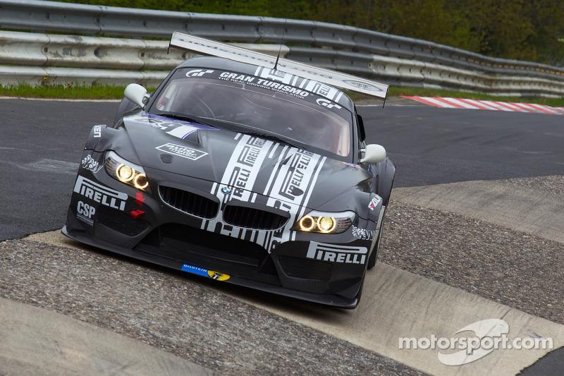 69 Dörr Motorsport BMW Z4 GT3: Stefan Aust, Rudi Adams, Jochen ...