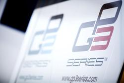 GP3 en GP2 logo's
