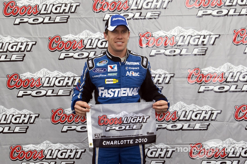 Polepositie Carl Edwards