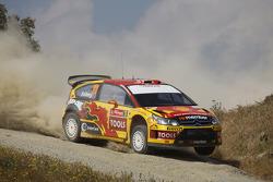 Auto Citroën C4 WRC de Petter Solberg and Philip Mills, Petter Solberg Rallying
