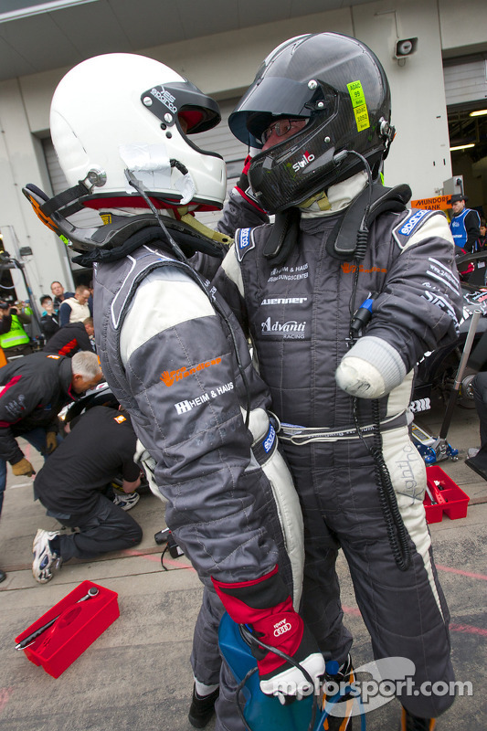 Pitstop #125 Pro Handicap Audi TTS: Wolfgang Müller, Oliver Rudolph
