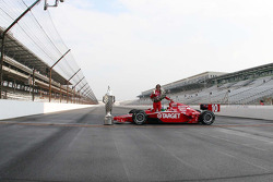 2010 Indianapolis 500 Champion Dario Franchitti, Target Chip Ganassi Racing