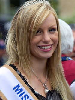 The charming Miss 24 Heures du Mans