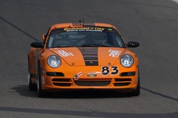 #83 BGB Motorsports Porsche Carrera: Stewart TAndreault, Guy Cosmo