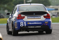#81 BimmerWorld BMW 328i: Seth Thomas, Bill Heumann