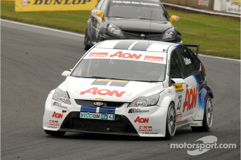 Tom Chilton voor James Nash