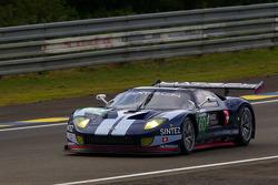 #60 Matech Competition Ford GT: Thomas Mutsch, Romain Grosjean, Jonathan Hirschi